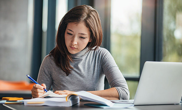 What academic work prepared you for after-college plans?