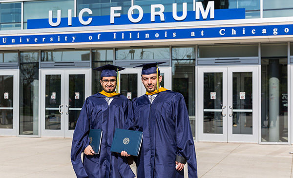How did UIC help prepare you post-graduation?