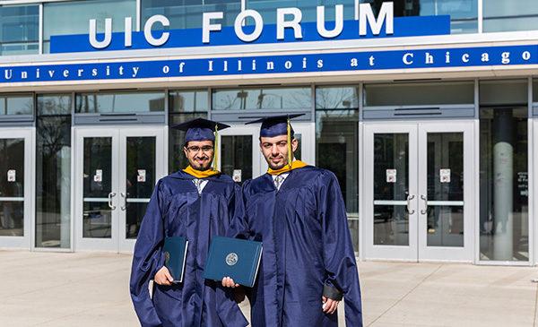 How did UIC help prepare you post-graduation?