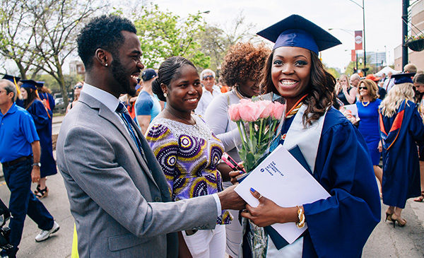 Advice to UIC Graduating Students