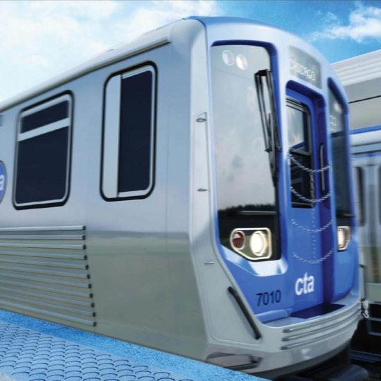 commuter train image